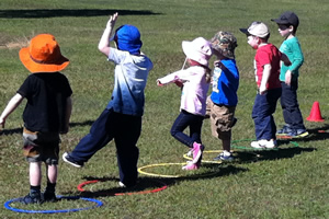 KIDS SPORTS CLASSES – MULTISPORT PROGRAMME